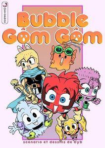 Cyb le dessinateur de la BD de Pearl Jam Pulsions Vitales publie un manga