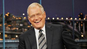 David Letterman, le dernier Late Show...