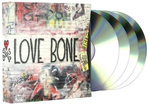 Mother Love Bone : One Earth As It Is (coffret) 2016