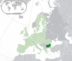 Bulgario : kresko de perfortaĵoj ĉirkaŭ la romaaj getoj
