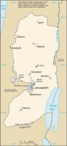 Cisjordanio : petskribo favore al Palestinanoj, minacataj je elpelado
