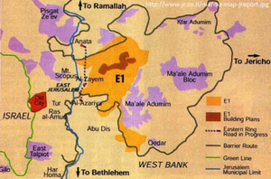 Cisjordanio : Israelo planas konstruadon de pli ol 55.000 loĝejoj en la kolonioj