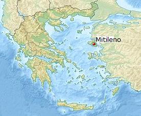 Grekio : dekoj da Pakistananoj malsatstrikas en la koncentrejo de Mitileno
