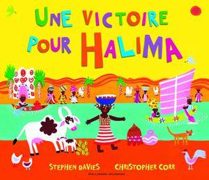 Une victoire pour Halima.