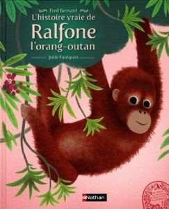 Kikila tortue et Ralfone l'orang-outan