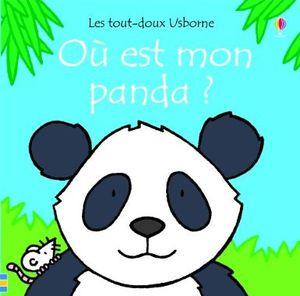 Où est mon panda ?