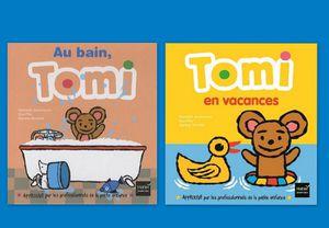 Tomi en vacances et Au bain, Tomi !