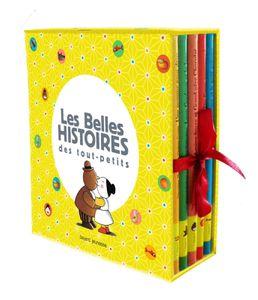 Les belles histoires des tout-petits : Avec 5 livres (coffret)