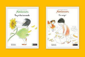 Mes petites histoires de Montessori : Emy et les tournesols et On range !
