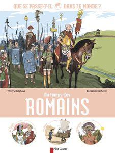 Au temps des Romains.