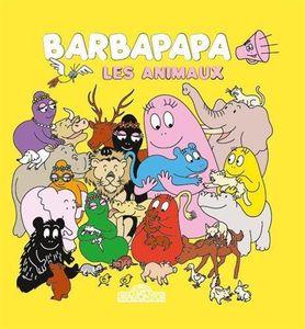 Barbapapa les animaux (livre sonore)
