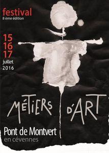 Festival des métiers d'art du Pont de Montvert