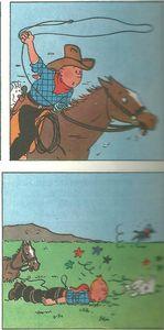 Tintin en Amérique : le retour II (Pour les enfants de 7 à 77ans*)