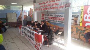 Assemblée générale des syndicats Cgt de l'Hérault