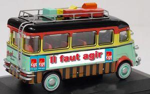 Déplacement en bus sur l'Hérault pour le 31 Mars à Montpellier