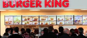 Pourquoi Burger King a rendu son menu illisible ?