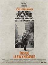 Inside Llewyn Davis : portrait nostalgique d'un looser attachant