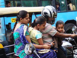 commentaires de voyage en Inde du Sud
