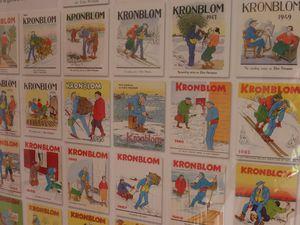 Kronblom à Wadköping