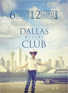 12 years a slave / Jacky au royaume des filles / Nymphomaniac - volume 2 / Tonnerre / Dallas buyers club