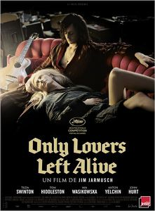 For those in peril / Ida / Only lovers left alive