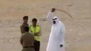 ARABIE SAOUDITE : Quatre hommes décapités pour trafic de haschich