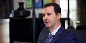 Bachar Al-Assad « informé » des raids de la coalition contre l'EI