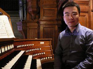 Récital d'orgue, Clive So