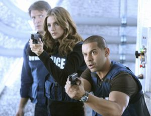 Why Castle isn't just any crime drama series