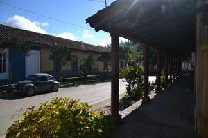Cañete - Santiago - 992km dont 72km en voiture - Pas si Pacifique...