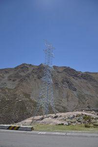 Abancay - Lima - 1019 km - Retour vers le Pacifique