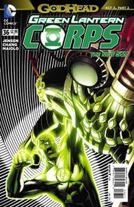 Mon Impression : Green Lantern Saga #32