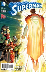 Mon Impression : Superman Saga #23