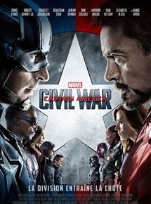 J'ai vu! #210 : Captain America Civil War