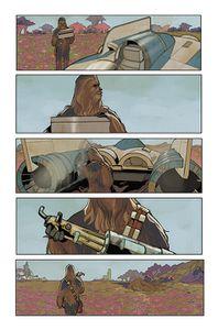 Mon Impression : Chewbacca