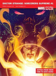 L'avenir Marvel en marche cet automne !