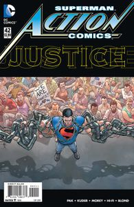 Mon Impression : Superman Univers #2