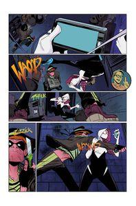 Mon Impression : Spider-Gwen tome #1