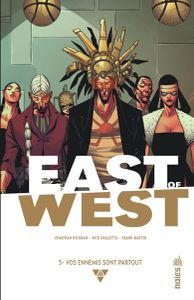 Mon Impression : East of West tome #5