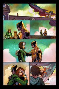 Mon Impression : Uncanny Avengers tome #5 &quot&#x3B;Prélude à Axis&quot&#x3B;