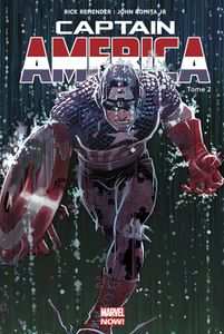 Mon Impression : Captain America tome #2 &quot&#x3B;Perdu dans la Dimension Z&quot&#x3B;