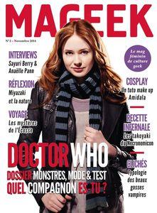 (Presse) Mageek nouveau magazine pour les geekettes