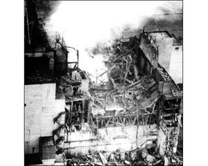 26 avril 1986, le sacrifice des pompiers de Tchernobyl...