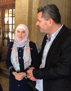 Des nouvelles de nos amis de la délégation d'Alep
