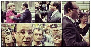 La semaine politique: Hollande, omni-président.