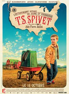 Making Of de T.S. Spivet de Jeunet