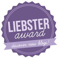 Tag Liebster Award: Just Someone Different m'a taguée