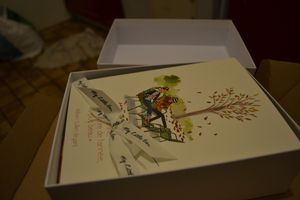 My little automne box...