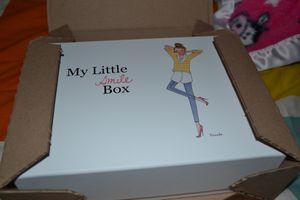 My little box de Janvier, avec elle, on garde le sourire?