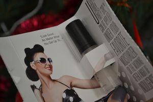 Birchbox de décembre, &quot&#x3B;Happy Fêtes&quot&#x3B;